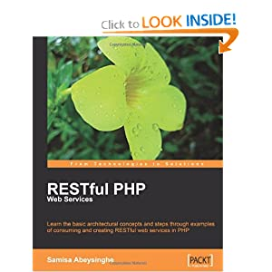 RESTful PHP Web Services [Paperback]