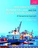 img - for International Business Law and the Legal Environment: A Transactional Approach book / textbook / text book