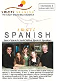 SmartSpanish Audio CDs Int/Adv. - Learning Spanish from Real Natives