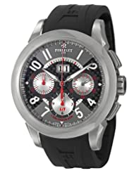 Perrelet Titanium Big Date Chronograph Men's Automatic Watch A5003-1