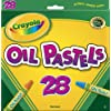 Crayola 28ct Colored Oil Pastel Sticks