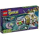 Turtle Sub Undersea Chase Lego Ninja Turtles