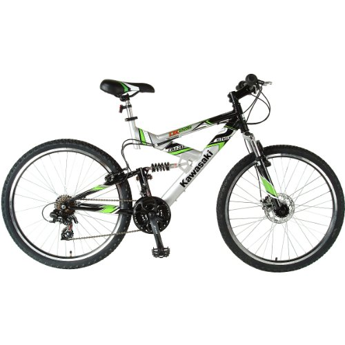 Kawasaki Kdx226fs 26 Men's Full-Suspension Mountain Bike