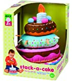ALEX Jr. Stack A Cake Baby Soft Toy