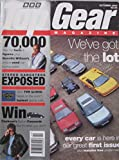 TOP GEAR MAGAZINE FIRST ISSUE 1 OCTOBER 1993 JEREMY CLARKSON, QUENTIN WILSOM TOP GEAR