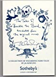 Sotheby's Auction Catalogue for The Tales of Beedle the Bard