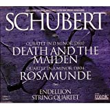 Schubert: String Quartets No.13, 'Rosamunde' & No.14, 'Death And The Maiden'