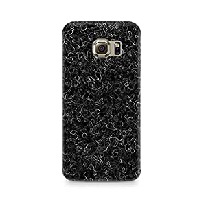 Mobicture InfiLoops Premium Printed Case For Samsung S7 Edge