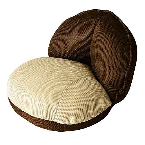 コンパクト美尻座椅子