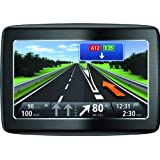 TomTom Via 120 Central Europe Traffic Navigationssystem (11 cm (4,3 Zoll) Display, TMC, Bluetooth, Sprachsteuerung, Parkassistent, IQ Routes, Europa 19)