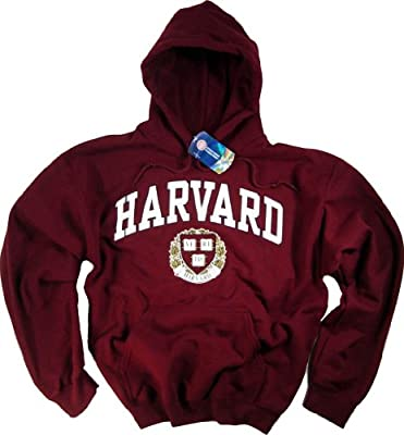 Harvard Shirt Hoodie Sweatshirt University T-Shirt Business Law Clothing Apparel Medium