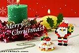 nanoblockクリスマスカード (サンタ) A NP043