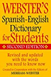 Websters Spanish-English Dictionary for Students, Second Edition