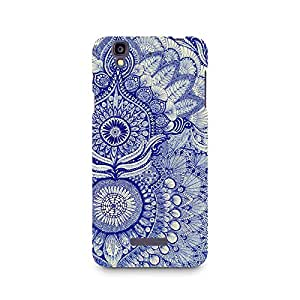 Mobicture Pattern Premium Designer Mobile Back Case Cover For Micromax YU Yureka A05510