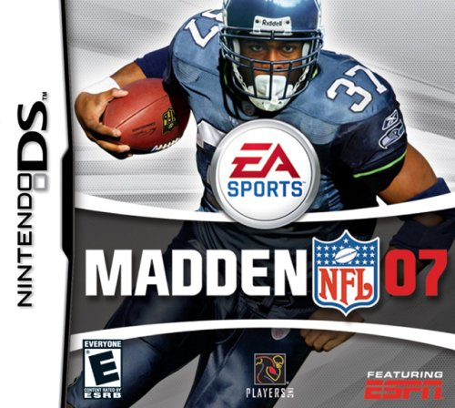 Madden NFL 07 - Nintendo DS (Madden Football Nintendo Ds Games compare prices)