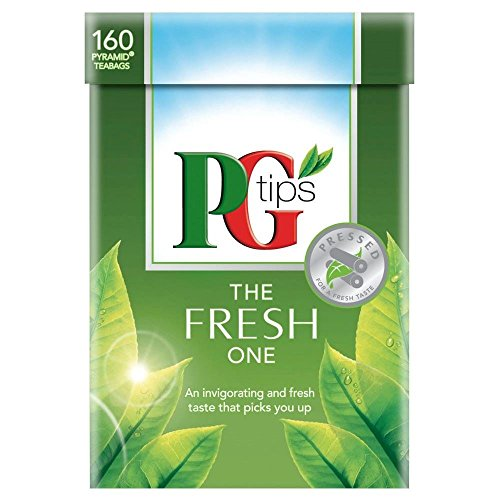 Pg Tips The Fresh One Pyramid Tea Bags (160)
