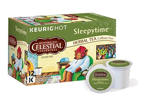 Celestial Seasonings Sleepytime Herbal Tea, Keurig K-Cups, 72 Count (Keurig Singles compare prices)