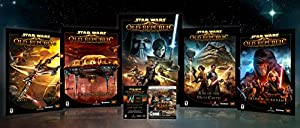 SWTOR Amazon STAR WARS Bundle Pack [Online Game Code]