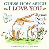 Sam McBratney Guess How Much I Love You: Jigsaw Puzzle Book