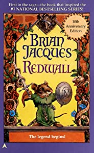 Cover of &quot;Redwall (Redwall, Book 1)&quot;