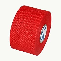 Jaybird and Mais 20C Trainers Economy Non-Elastic Athletic Tape: 1-1/2 in. x 15 yds. (Red)