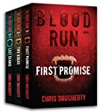 img - for Blood Run - The Complete Trilogy - First Promise, Two Riders, Last Chance book / textbook / text book