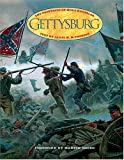 Gettysburg: The Paintings of Mort Kunstler (1558536175) by James McPherson