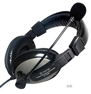 Amazon.com: Senic Black cool computer music gaming ...