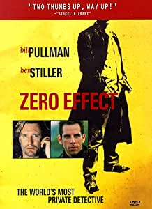 Zero Effect (Widescreen/Full Screen)