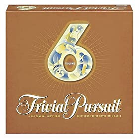Trivial Pursuit 6th edition