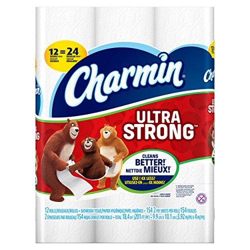 Charmin Toilet Paper Ebay: Charmin Ultra Strong Toilet Paper, Bath Tissue, Double