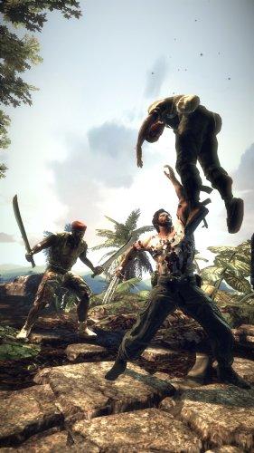 X-Men Origins Wolverine Uncaged Edition screenshot