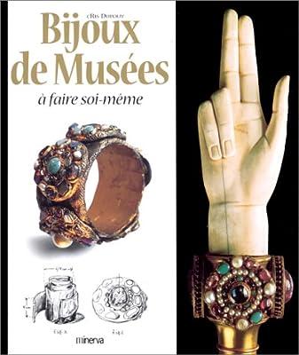 Bijoux de musées à faire soi-même de Cris Dupouy