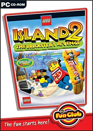 PC Fun Club: LEGO Island 2 - The Brickster's Revenge (PC CD)