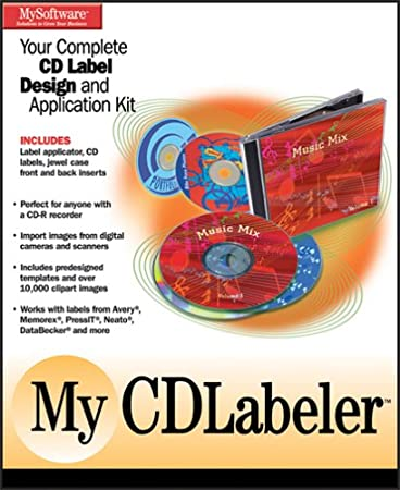 My CD Labeler 1.0