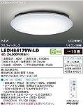 東芝 LEDシーリングライト リモコン付き調光タイプ 10畳用 LEDH84179W-LD