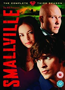 Smallville - The Complete Third Season - Import Zone 2 UK (anglais uniquement) [Import anglais]
