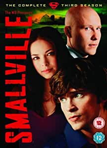 Smallville - The Complete Third Season - Import Zone 2 UK (anglais uniquement) [Import anglais]