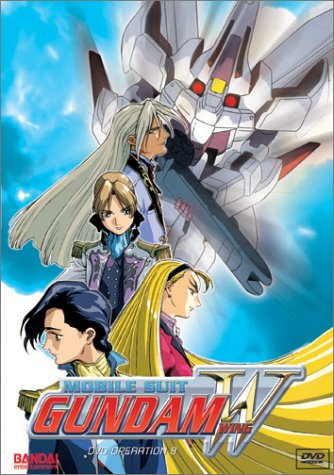 Mobile Suit Gundam Wing: Operation 8 [DVD]
