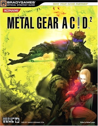 Metal Gear Acid(tm) 2 Official Strategy Guide (Official Strategy Guides (Bradygames)) (Metal Gear Acid 2 compare prices)