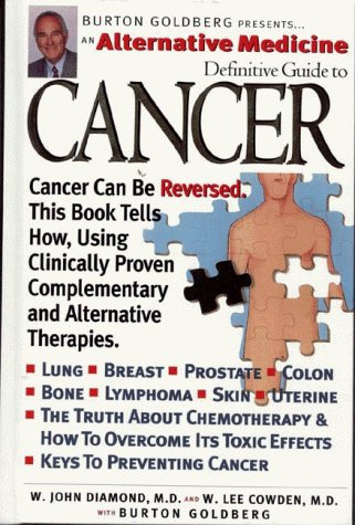 Alternative Medicine Definitive Guide to Cancer PDF