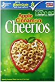 Apple Cinnamon Cheerios Cereal, 12.9 Ounce (Pack of 4)