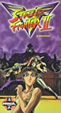 echange, troc Street Fighter II V6 [VHS] [Import USA]