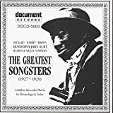 The Greatest Songsters: Complete Works (1927-1929)