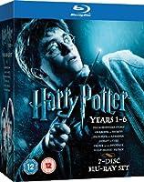 Harry Potter 1-6 [Blu-ray] [Region Free]