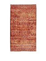 ABC Tappeti Alfombra Bright Rojo 80 x 150 cm