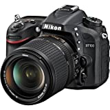 Nikon D7100 Digital SLR Camera (With 18-140mm and 55-300mm VR NIKKOR Zoom Lens)