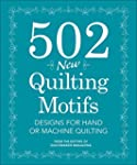 502 New Quilting Motifs: Designs for...