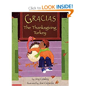Gracias The Thanksgiving Turkey