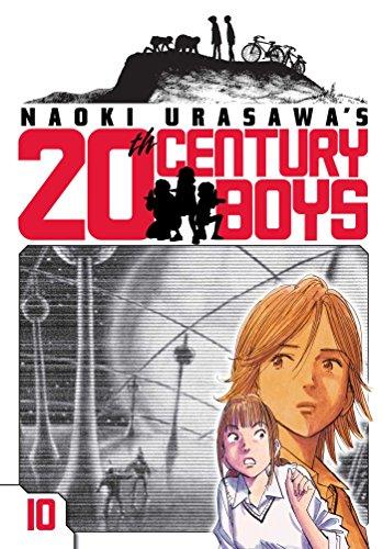 Naoki Urasawa's 20th Century Boys, Vol. 10 [Urasawa, Naoki] (Tapa Blanda)